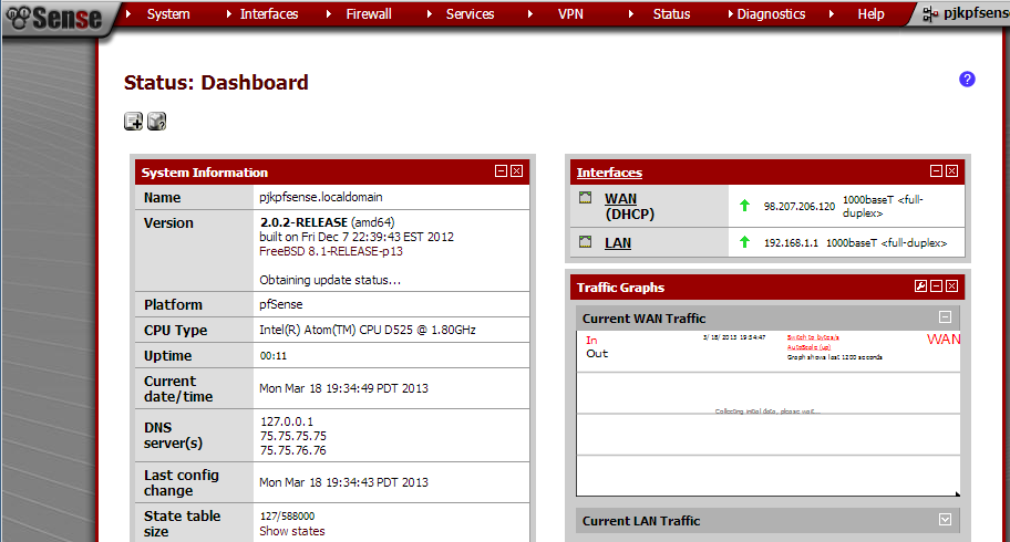 pfsense 2 2 enters beta - We found the top motherboard for it