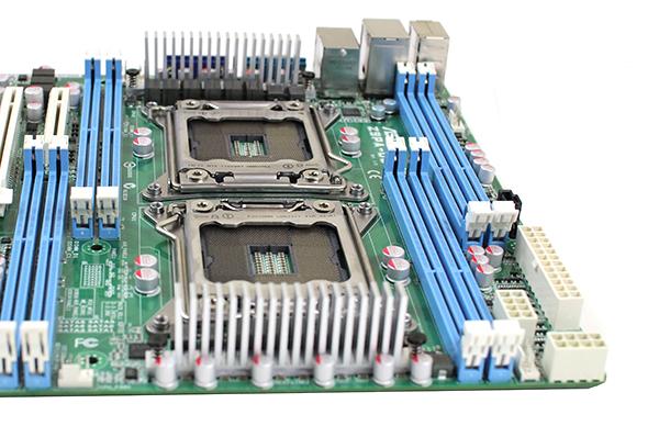 ASUS Z9PA-D8 CPU Airflow