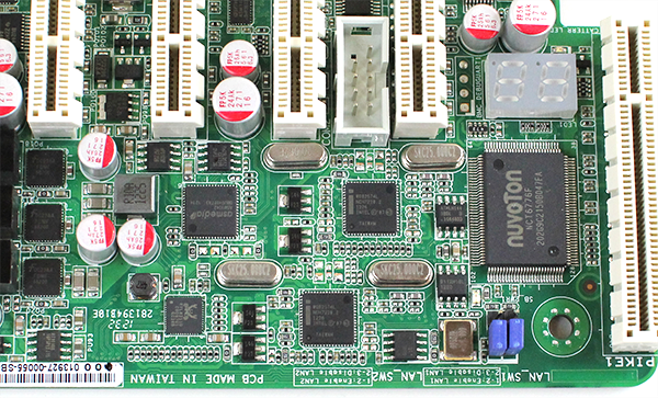 ASUS Z9PA-D8 Dual Intel LAN