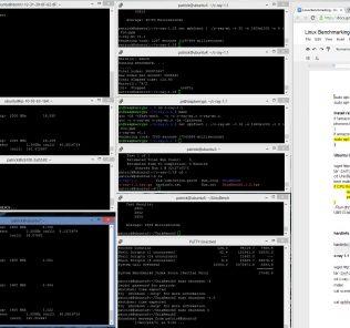 STH 2013 Linux Benchmarking Runs