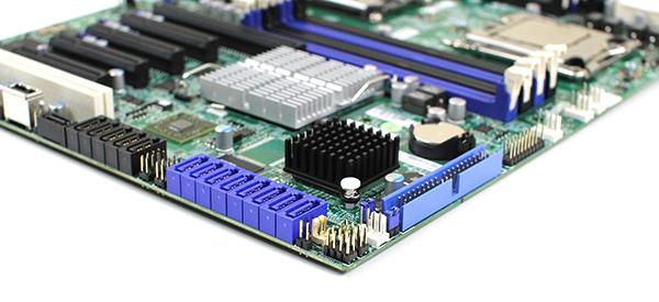 Supermicro H8DCL-6F SATA SAS IDE