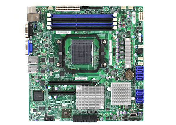 Supermicro H8SML-7F Overview