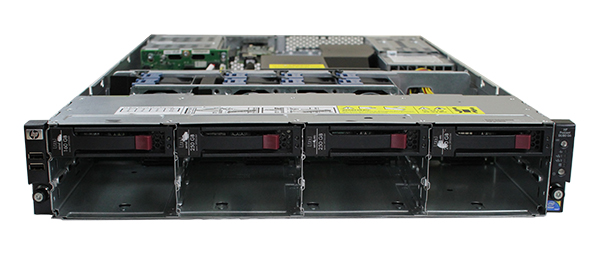 HP DL180 G6 Front View
