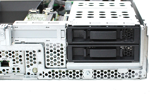 HP DL180 G6 Rear Hard Drives