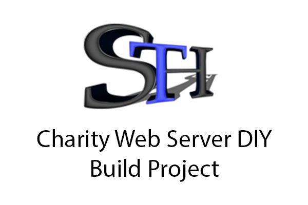 Fun diy project to help charity build a web server Zfs raid calculator