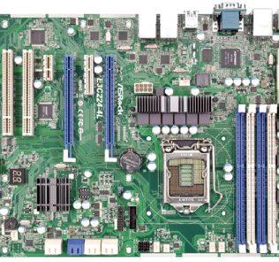 ASRock E3C224-4L Server Motherboard
