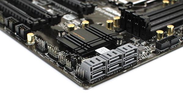 ASRock Z87M Extreme4 SATA Ports