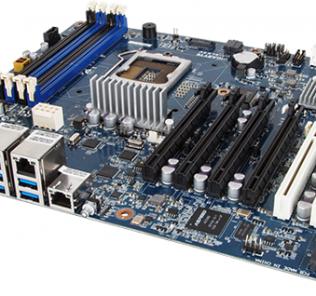 Gigabyte GA-6LXSV Motherboard - Haswell Xeon