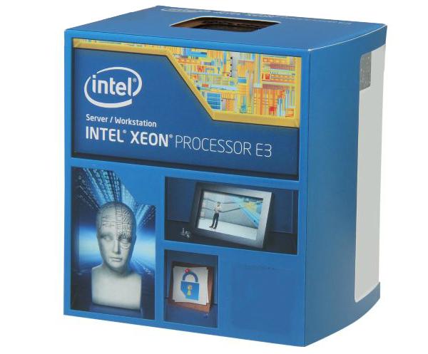 Intel Xeon E3-1200 V3 Box