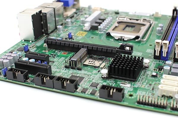 Supermicro X10SLQ CPU Mini PCIe Expansion