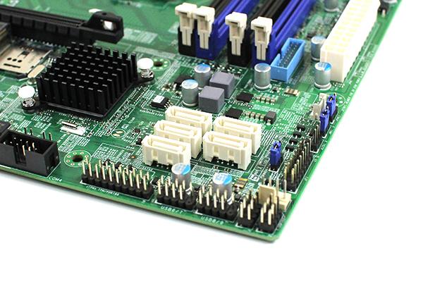 Supermicro X10SLQ SATA Ports