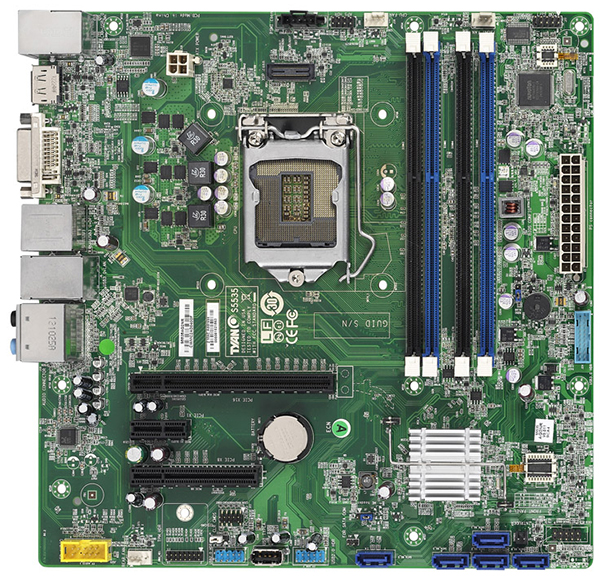 Tyan S5535 motherboard