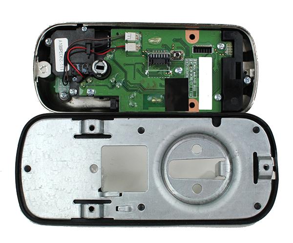 Yale Real Living Touchscreen Deadbolt - Electronics Interior