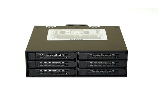 Icy dock mb996sp 6sb tougharmor 6 in 1 2 5 hot swap cage Zfs raid calculator