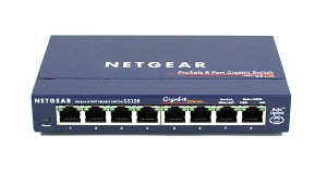 Netgear GS108 8-Port Switch