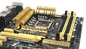 ASUS Z87 Deluxe Dual CPU Socket