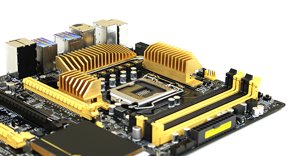 ASUS Z87 WS CPU Socket