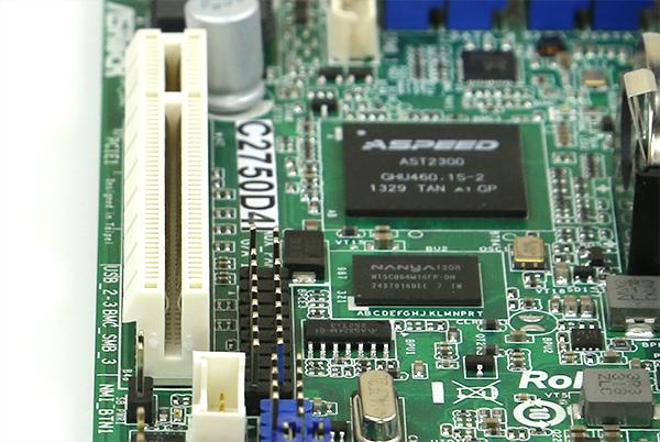 ASRock C2750D4I PCIe Slot