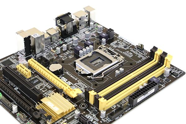 ASUS B85M-E CSM CPU Socket
