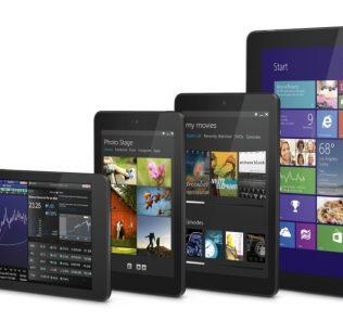 Dell Venue Lineup