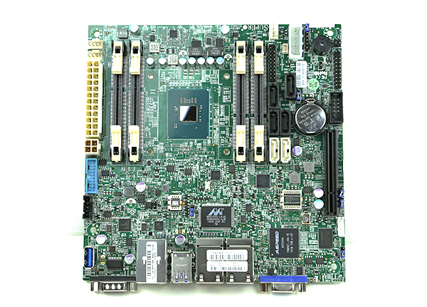 Supermicro A1SAi-2750F no heatsink
