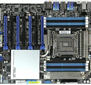 ASUS P9X79-E WS Overview