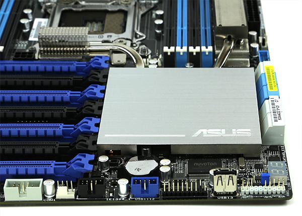 ASUS P9X79-E WS USB Header