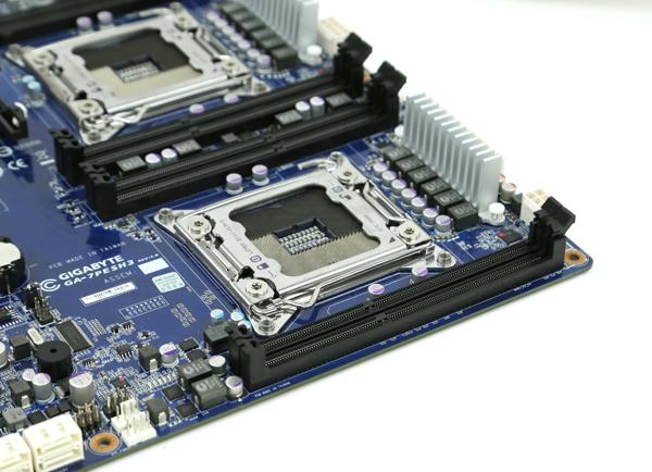 Gigabyte GA-7PESH3 CPU Sockets