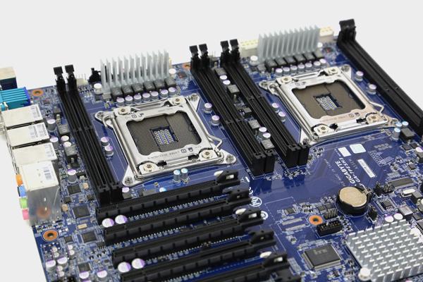 Gigabyte GA-7PESH3 Memory Slots