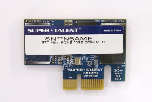 Super Talent PCIe DOM 8-64GB