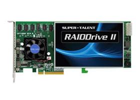 Super Talent RAID Drive II