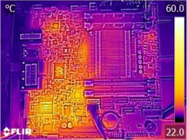 Supermicro A1SAi-2550F Thermal