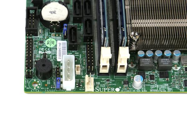 Supermicro A1SAi-2550F motherboard identifier