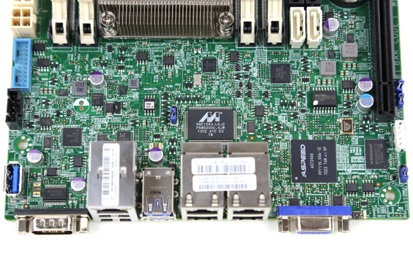 Supermicro A1SRi-2758F USB 3 Marvell Aspeed