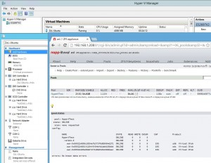 Zfs on linux in hyper v with napp it web management Zfs raid calculator