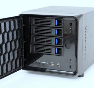 Norco ITX-S4 Front Open