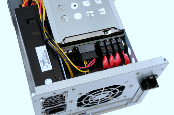 Norco ITX-S4 Top Connectors