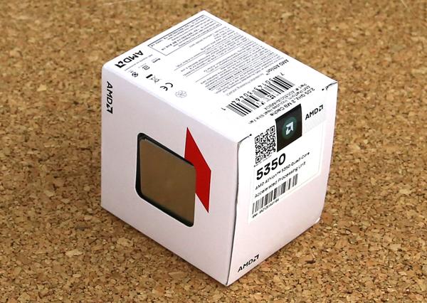 AMD Athlon 5350 Box