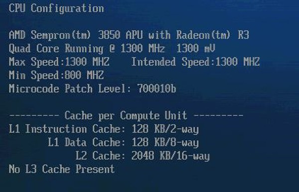 Amd sempron 3850 benchmarks and review Zfs raid calculator