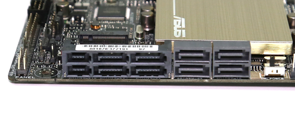 ASUS Z97 WS SATA Express and SATA Ports