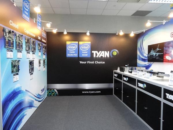 Computex 2014 TYAN Private Demo Room