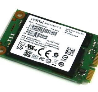 Crucial M500 120GB mSATA - Overview