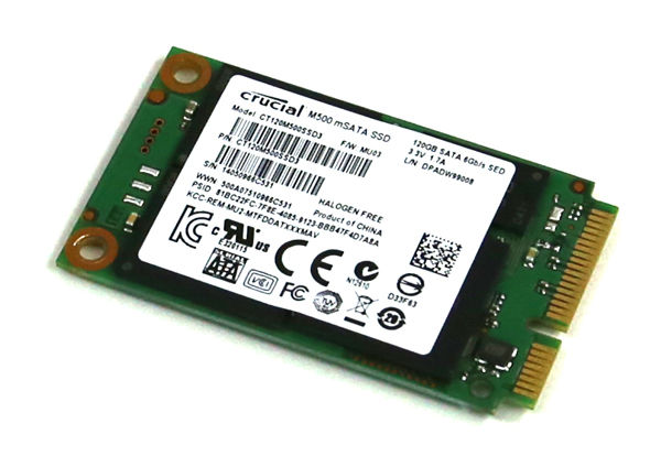 how to use msata ssd as cache drive