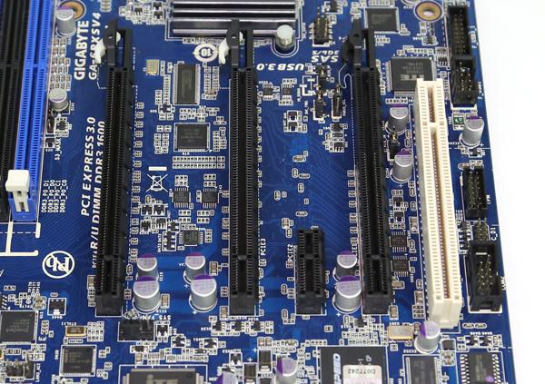 Gigabyte GA-6PXSV4 PCIe