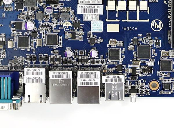 Gigabyte GA-6PXSV4 Quad LAN