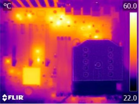 Gigabyte GA-6PXSV4 Thermal Imaging