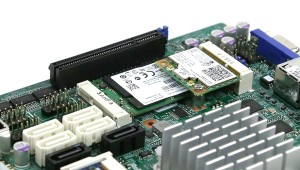 Supermicro X10SBA mSATA mPCIe and SATA expansion