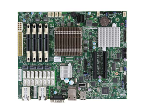 Supermicro X9SKV-1125 Overview