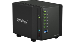 Synology DS414slim front