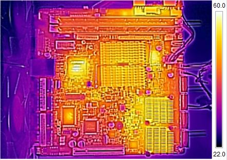 ASUS P9A-I/C2550/SAS/4L Thermal Imaging